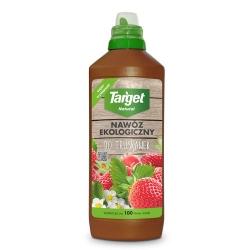 Folyékony szerves epertrágya - Target® - 1 liter -