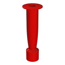 Tapón de corcho manual: para cuellos de botella de hasta 24 mm de diámetro -