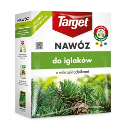 Conifer fertilizer with micronutrients - Target® - 1 kg