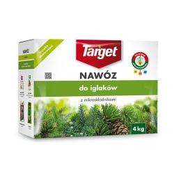 Conifer fertilizer with micronutrients - Target® - 4 kg