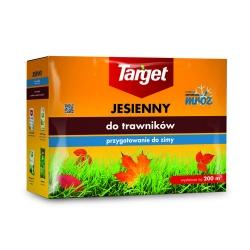Autumn lawn fertilizer - prepares the lawn for the winter - Target - 4 kg