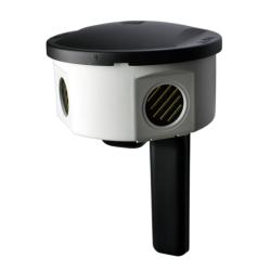 Močan ultrazvočni odbijač glodalcev Quattro Pro - miši, podgane, kune, podlasice -