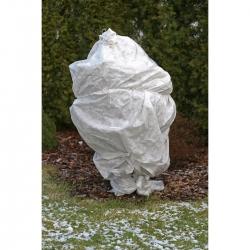 Balta ziemas vilna (agrotekstils) - aizsargā augus no sala - 1,60 x 50,00 m -