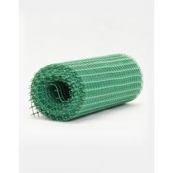 Сильная защитная сетка для ограждений - размер ячеек 30 мм - 0,60 х 5,00 м -
