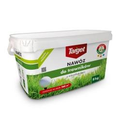 Lawn fertilizer with trace elements - Target - 8 kg