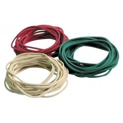 Rubber bands - 100 x 1.5 x 1.5 mm - 1 kg