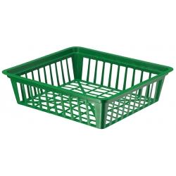 Rectangular basket for flower bulbs - 28 x 25 cm