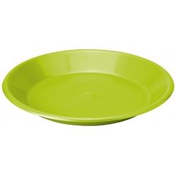 "Piring pot bunga ""Kolor"" - 15 cm - hijau pistachio -"