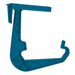 "Holder for ""Gala/ Lotos"" balcony boxes - turquoise"