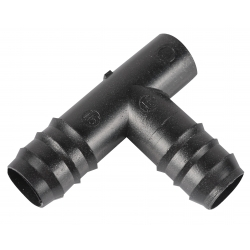 90-kraadine küünarnukk 16 mm Tandem / Junior snip-n-tilguti eraldusjoone jaoks -