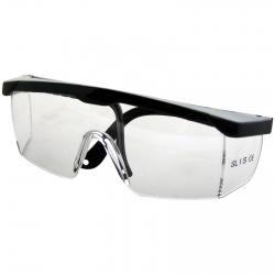 Gafas protectoras con cubiertas laterales. -