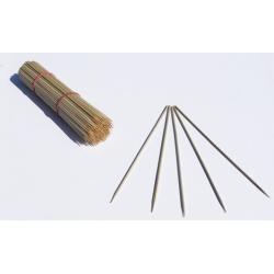 Batang buluh / tiang yang dirawat - 20 cm - 30 keping -
