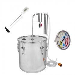 Destilador de acero inoxidable (destilador) - 30 litros -