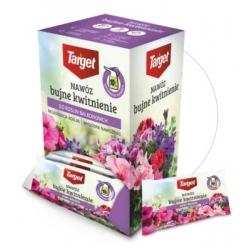 """Fertilizzante per piante da appartamento e balcone - """"Bujne Kwitnienie"""" (Abbondante fioritura) - Target® - 10 ml -"""