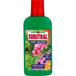 Kodu- ja rõdutaimeväetis - kontsentraat 140 liitri kasutusvalmis lahuse jaoks - Substral® -
