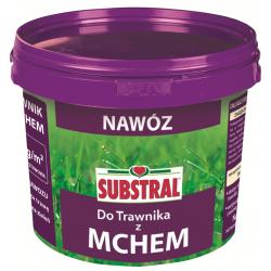 Fertilizante para césped infestado de musgo - efecto a largo plazo - Substral® - 5 kg -