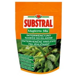 """Intervention fertilizer for conifers """"Magic Strength"""" - Substral - 350 g"""