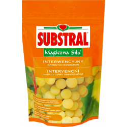 """Intervention fertilizer for grapes """"Magic Strength"""" - Substral - 350 g"""