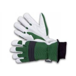 Sarung tangan taman hijau - putih Celsius - handwear profesional musim dingin -