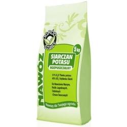 Síran draselný - vo vode rozpustné záhradné hnojivo - 5 kg -