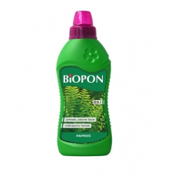Fertilizante para helechos - BIOPON® - 500 ml -