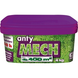Anty-Mech (Anti-Moss) - microgranulated lawn fertilizer - Substral - 4 kg