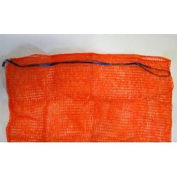 Pletená sieťovaná taška na zeleninu a ovocie - 60 x 110 cm - 50 kg - bez sťahovacej šnúrky -