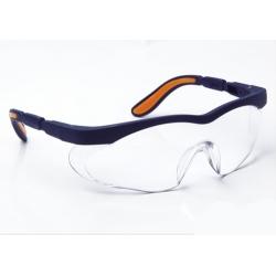 Kacamata pengaman memerciki dengan lensa polikarbonat - Sahara -