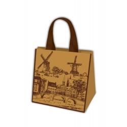 Iepirkumu soma - European Travels - Amsterdam - 34 x 36 x 22 cm -