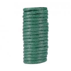 Foam-coated garden wire - for tying plants 9.90 m