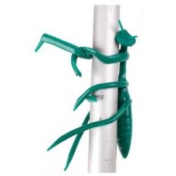 Mantis-kujulised dekoratiivtaimede klambrid, lipsud - 2 tk -