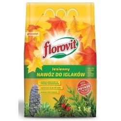 Concime autunnale di conifere - Florovit® - 3 kg -