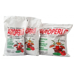 Agro perlite - helps prepare perfect soil for plants - 2 litres