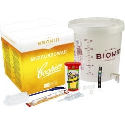 """Pembuatan bir mikro """"Eco 2"""" - ide hadiah yang ideal! -"""