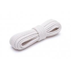 Linka z prírodnej bavlny - 8 mm / 20 m -