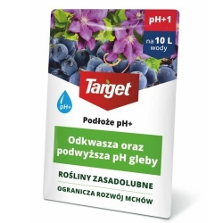 Soil pH+ - deacidifies the soil and increases its pH value - Target® - 100 ml