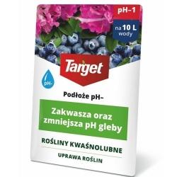 Il pH del suolo - acidifica il suolo e ne abbassa il valore - Target® - 100 ml -