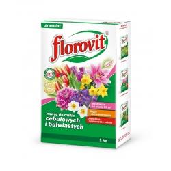 Bulb and tuber plant fertilizer - long and abundant blooming - Florovit® - 1 kg
