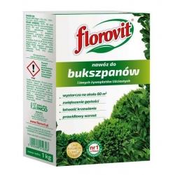 Kastes un lapu koku dzīvžogu mēslojums - palielina blīvumu - Florovit® - 1 kg -