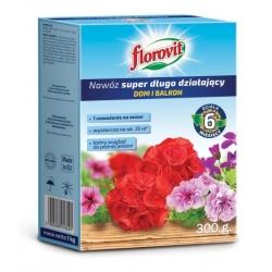 Eriti pika toimeajaga väetis - kodu ja rõdu - Florovit® - 300 g -