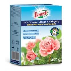 Удобрение сверхдлительного действия - розы и другие садовые цветы - Флоровит® - 300 г -