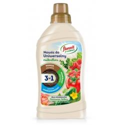 Üldotstarbeline väetis 3-ühes - väetab, toidab ja kaitseb- Pro Natura - Florovit® - 1 l -