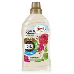 Удобрение для герани 3-в-1 - удобряет, питает и защищает - Pro Natura - Флоровит® - 1 л -