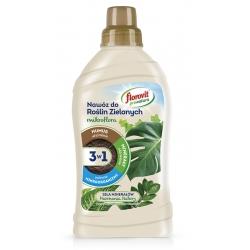 Roheliste taimede väetis 3-ühes - väetab, toidab ja kaitseb- Pro Natura - Florovit® - 1 l -