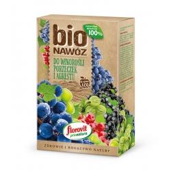 BIO Fertilizante de vid, grosella y grosella para cultivos orgánicos - Florovit® - 700 g -