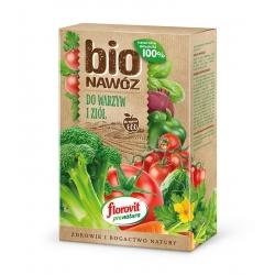 BIO hnojivo na zeleninu a byliny pre organické kultúry - Florovit® - 800 g -