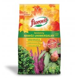 Fertilizzante autunnale multiuso - per un rapido avvio in primavera - Florovit® - 3 kg -