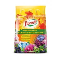 Concime autunnale per piante acidofile - per un rapido avvio in primavera - Florovit® - 3 kg -