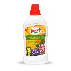 Fertilizzante autunno-inverno per piante domestiche - migliora la resistenza all'essiccazione eccessiva - Florovit® - 1 l -