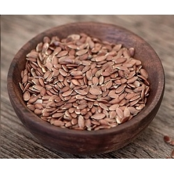 BIO Sprouting seeds - Flax - certified organic seeds; linseed
